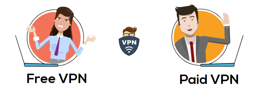 Difference Between Free VPN And Paid VPN